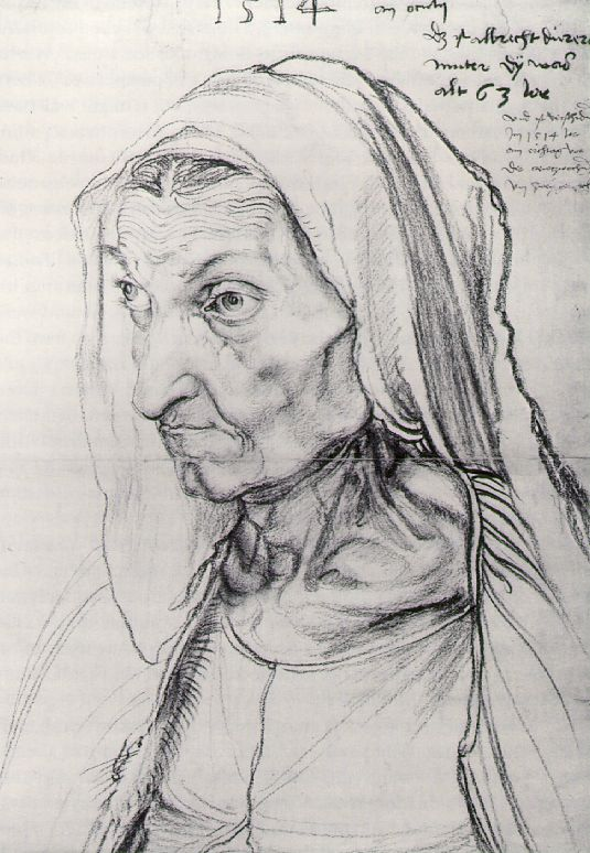 durer, mother
