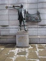 Connolly statue