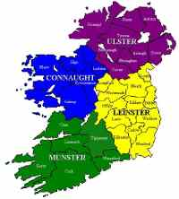 map ireland tipperary