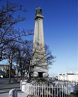 George IV monument